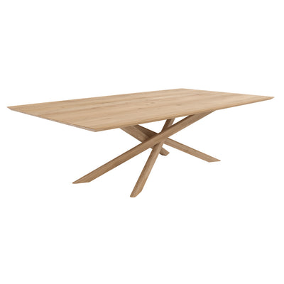 Ethnicraft Oak Mikado Dining Table 2400 x 1100 x 760cm