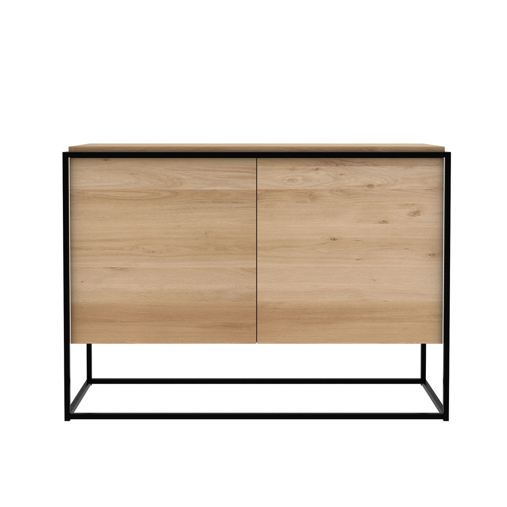 Oak Monolit Sideboard in Natural Oak