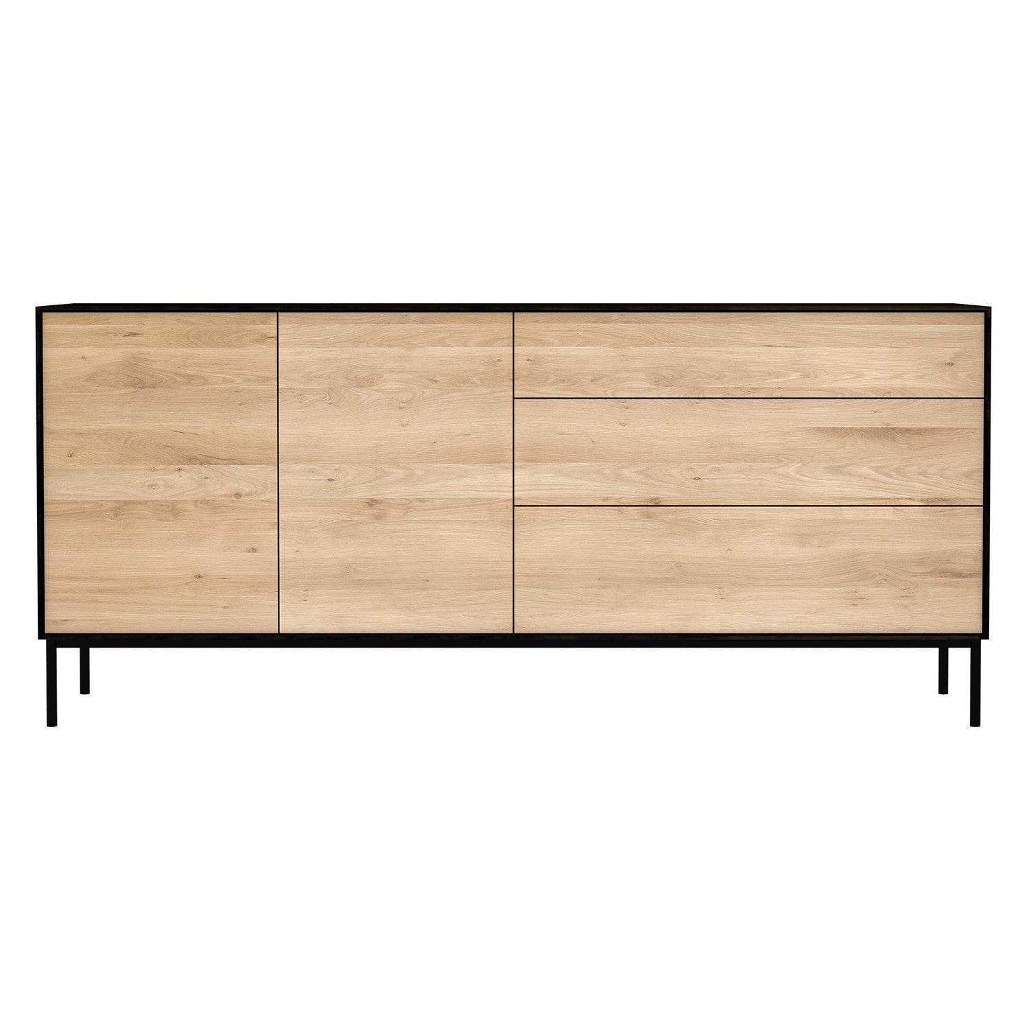 Oak Blackbird Sideboard