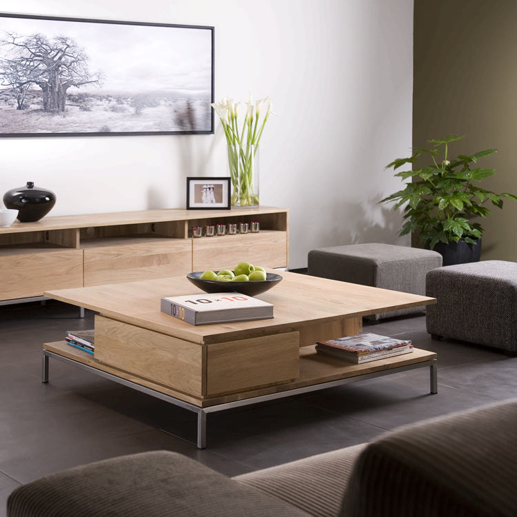Oak Ligna Coffee Table