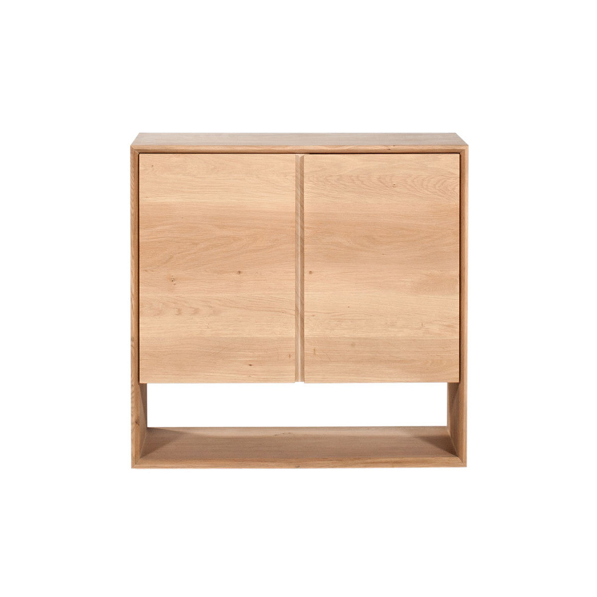 Oak Nordic Sideboard 2 Doors
