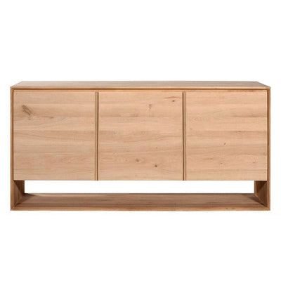 Oak Nordic Sideboard 3 Doors