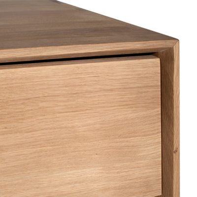 Oak Nordic Sideboard 4 Doors