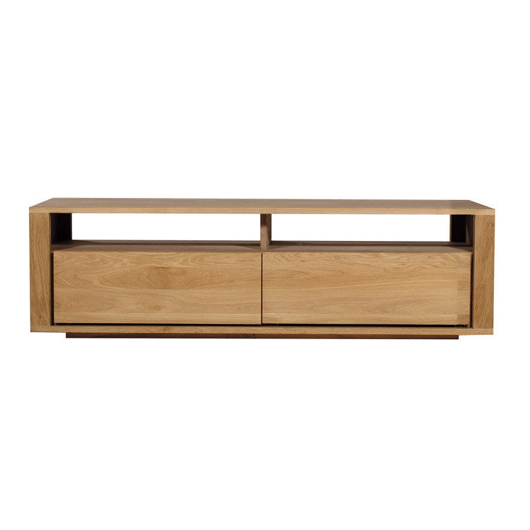 Oak Shadow Entertainment Unit 140cm
