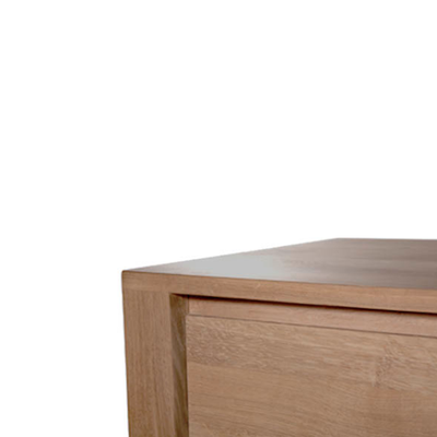 Oak Shadow Sideboard 3 Doors