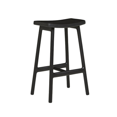 Odd Barstool in Black