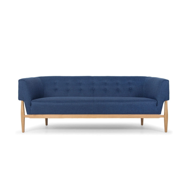 Olaf Sofa Blue Fabric