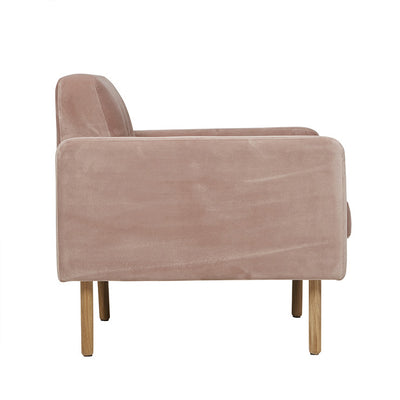 Orphan 1 Seater Sofa in Nude