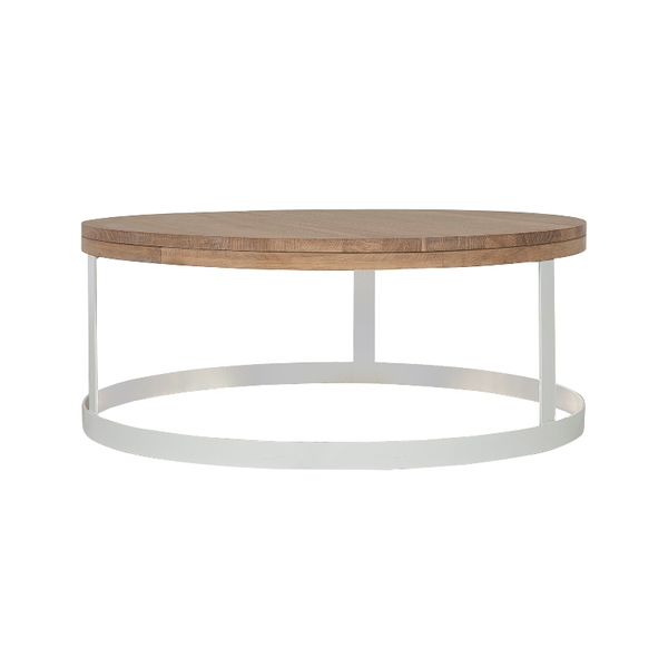 Palma round coffee table palma round furniture What to put on a round coffee table