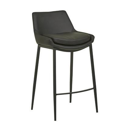 Pepper Barstool - Leather Look