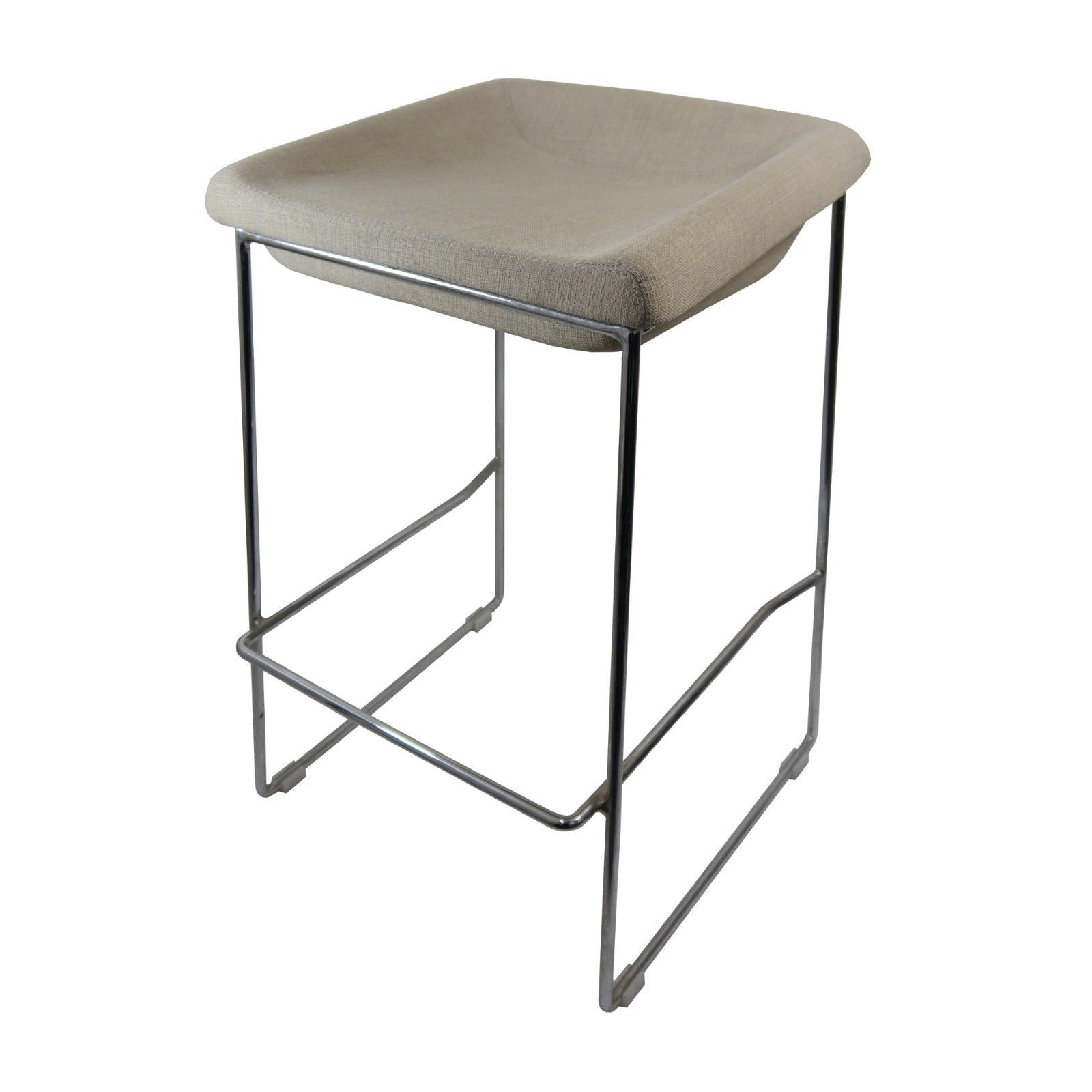 Pippa Chrome Barstool