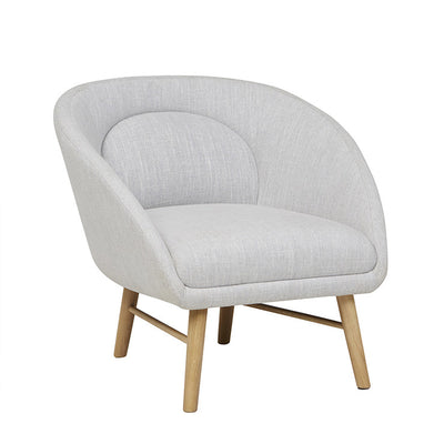 Pod Occasional Chair in Dove
