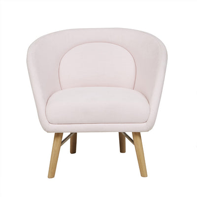 Pod Occasional Chair in Pink