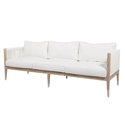 White Reef 3 Seater Sofa