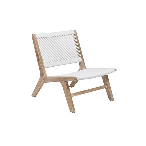Reef occasional chair outdoor furniture shops melbourne for Outdoor wood dining chairs