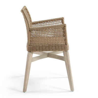 Rodini Arm Chair in Beige