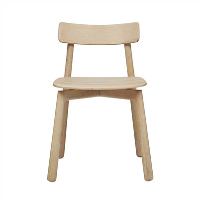 Root Dining Chair in Light Oak