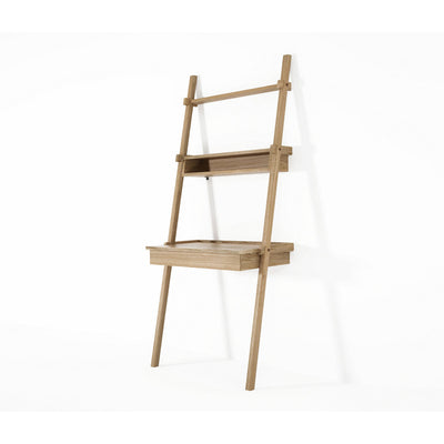 Simply City Ladder With Drawer Desk & Niche