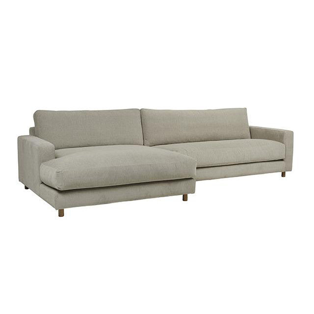 Hansen Left Chaise Sofa Set