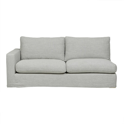 Slipcover 2 Seater Left Arm Sofa