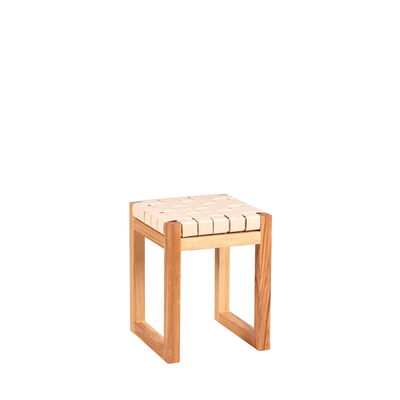 Soho Low Stool in Natural