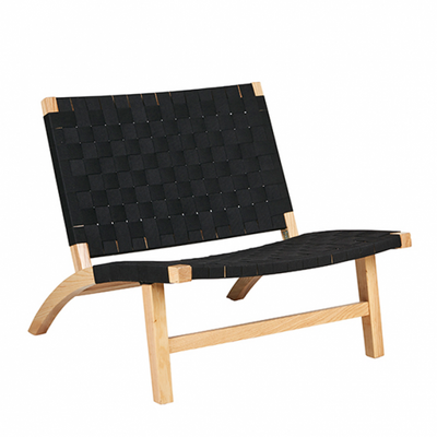 Soho Occasional Chair in Black