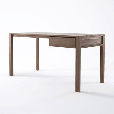 Solid Desk in Reclaimed Teak
