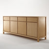 Karpenter Solid Sideboard European White Oak