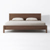 Karpenter Solid Queen Bed Reclaimed Teak