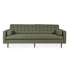 Spencer 3 Seater Sofa in Parliament Moss