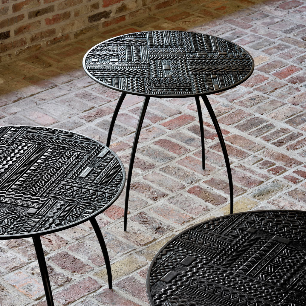 Ancestors Tabwa Thin Side Tables
