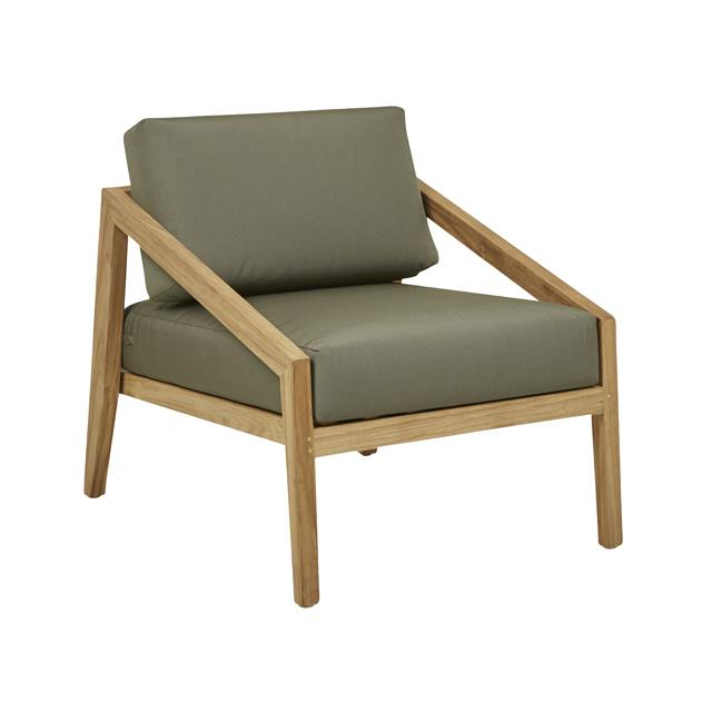 Tahiti Angled Sofa Chair