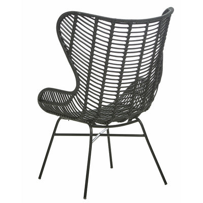 Tango Butterfly Occasional Chair in Black
