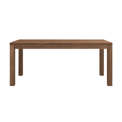 Teak Kubus Extending Dining Table