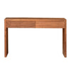 Teak Ana Console 2 Drawers