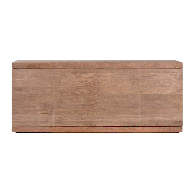 Teak Burger Sideboard 4 Doors
