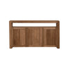 Teak Double Sideboard 3 Doors
