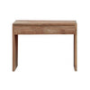 Teak Kubus Office Table 2 Drawers
