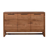Teak Light Frame Sideboard 3 Doors