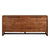Teak Light Frame Sideboard 4 Doors