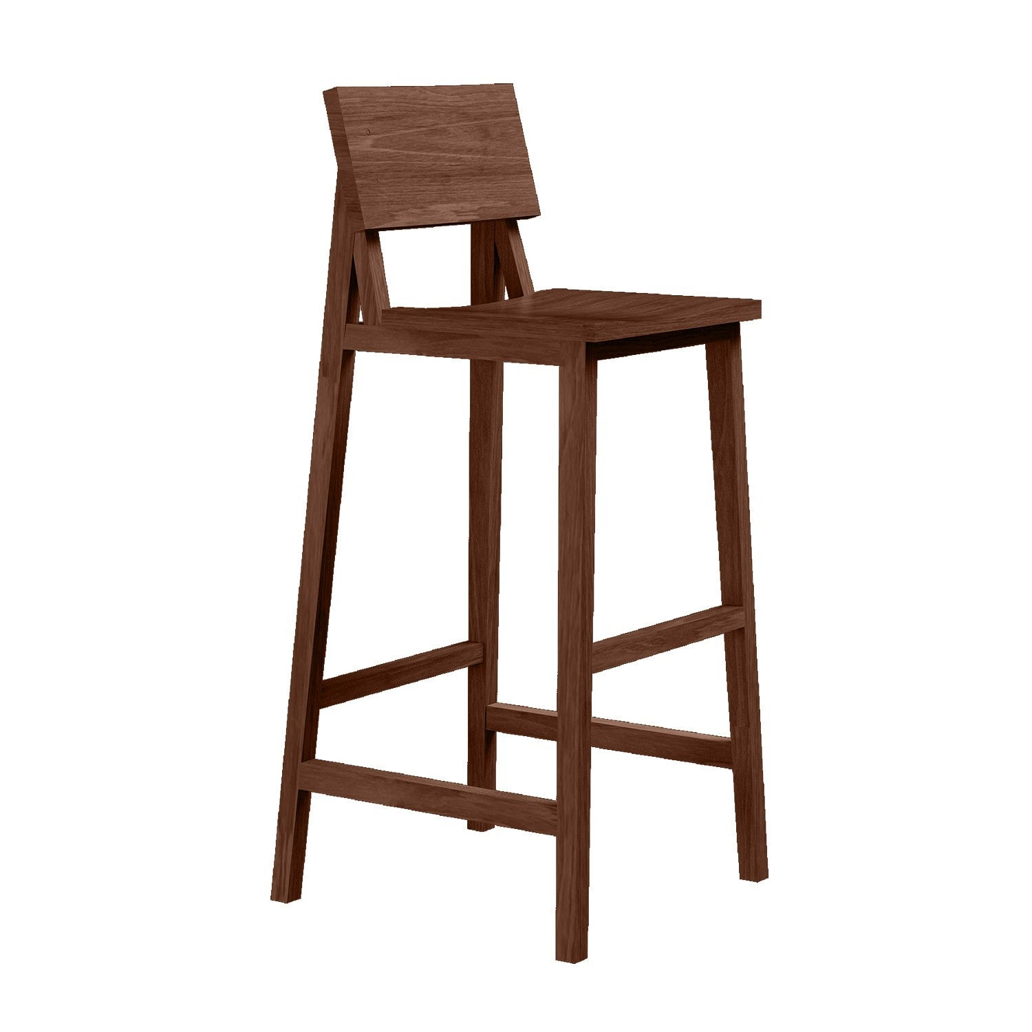 Teak N4 High Chair