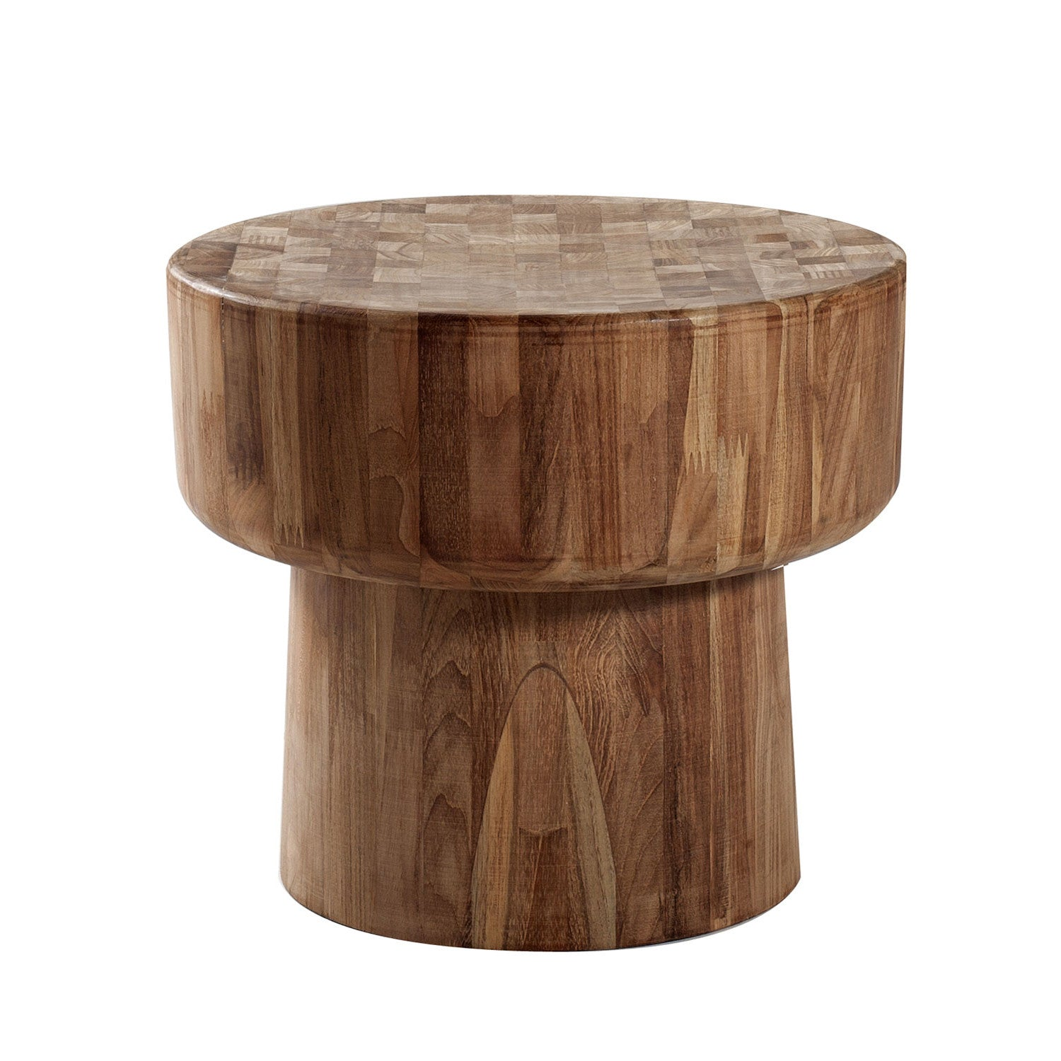 Teak Pop Low Table