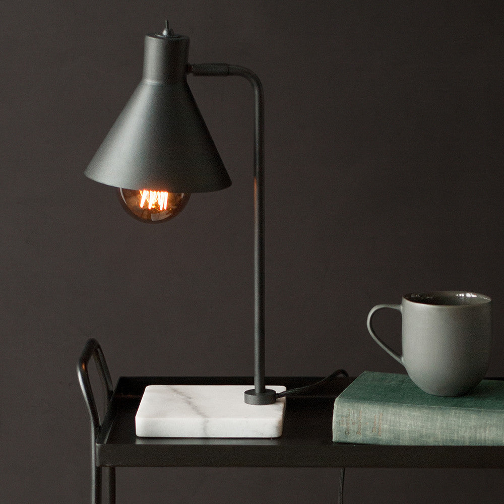 The Woolfe Table Lamp