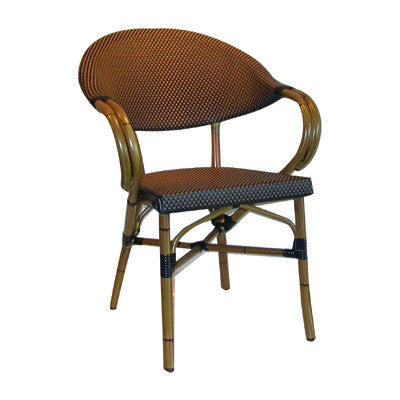 Toulouse Chair with Arms