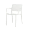 Resol Trama Armchair White