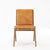 Tribute Teak Chair with Leather