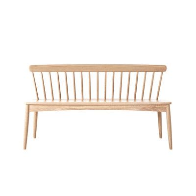Karpenter Twist Bench - Reclaimed Teak