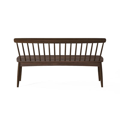 Karpenter Twist Bench - American Black Walnut