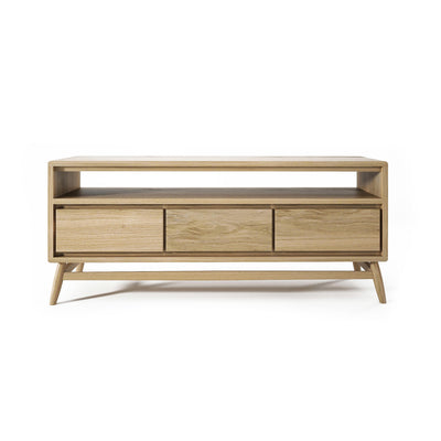 Karpenter Twist TV Chest - European White Oak