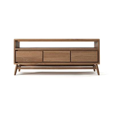 Karpenter Twist TV Chest - Reclaimed Teak